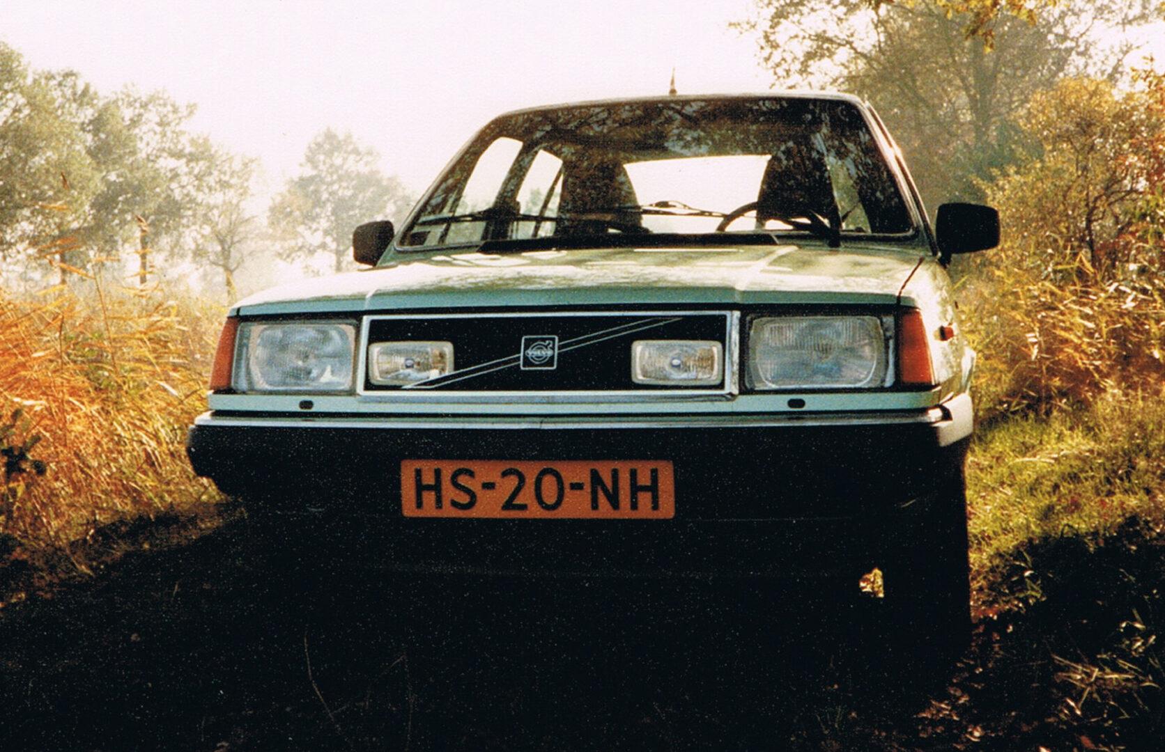 Volvo345
