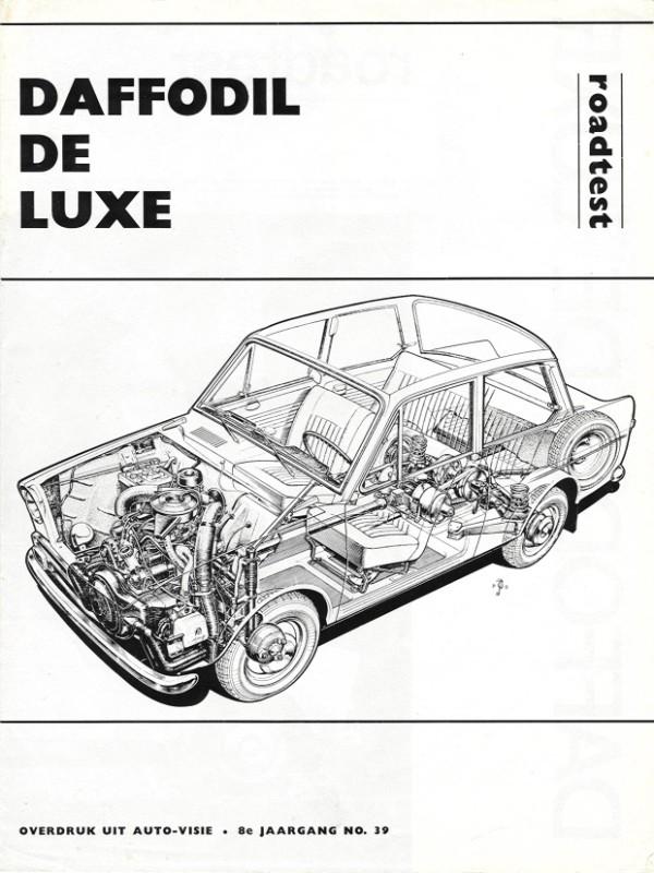 Daffodil De Luxe Roadtest