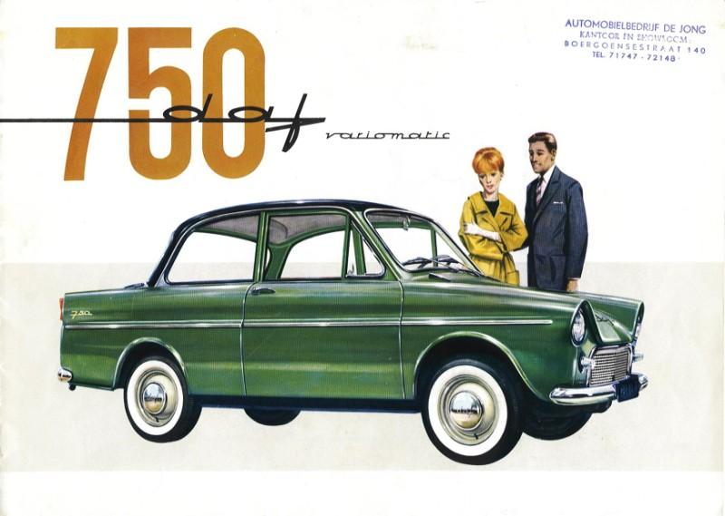 Daf 750