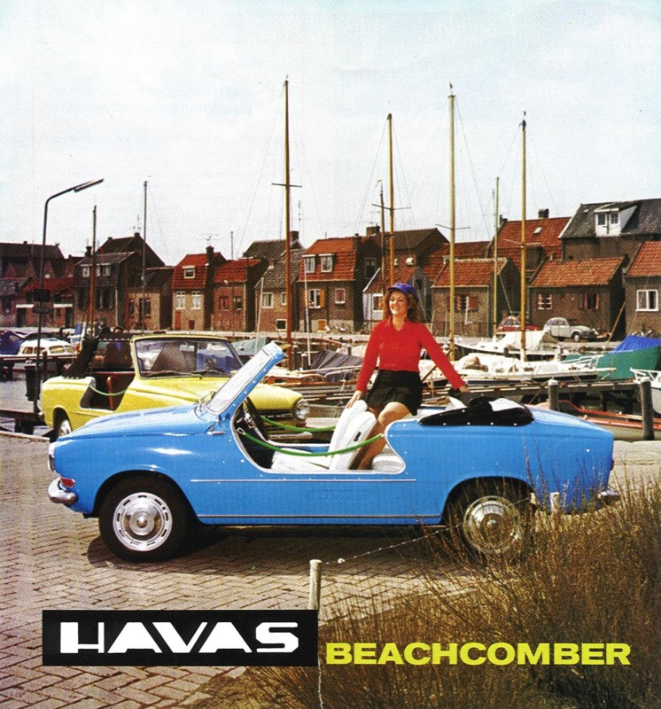 Havas Beachcomber