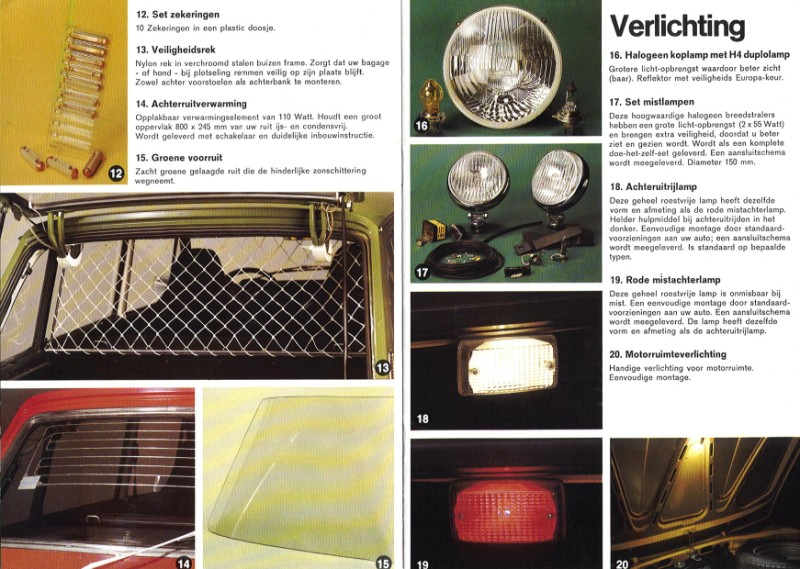 Volvo accessoires